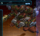 List of Enemies in Silent Line: Armored Core