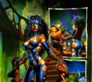 Batman/Demon: A Tragedy Characters