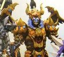 Goldar (Cybersaurs)