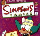 Simpsons Comics 74