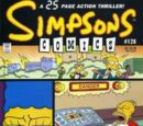 Simpsons Comics 128