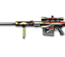 Barrett M82A1-Flying Dragon