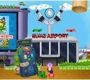 Rum's Airport & Tum's Diner