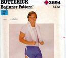 Butterick 3694 B