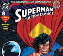 Action Comics Vol 1 0