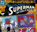 Action Comics Vol 1 689