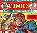 Blue Ribbon Comics Vol 1 4