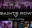 Saints Row: Return to the Row