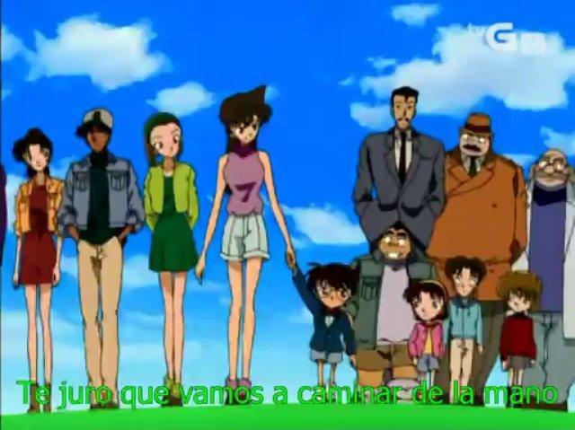 11º Opening de Detective Conan en galego Sub español