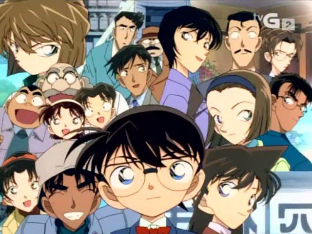 10º Opening de Detective Conan en galego Sub español
