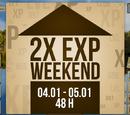 Piotrekkk/2xExp Weekend 4-5.01.2014