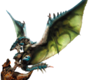 BannedLagiacrus/Monster Appreciation Week: Azure Rathalos (4th Gen)