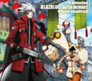 TV Animation BLAZBLUE ALTER MEMORY Original Soundtrack