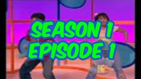 Hi-5 USA Season 1 Episode 1