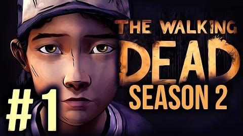 The Walking Dead Season 2 Gameplay - Part 1 - Playthrough - CLEMENTINE IS BACK!