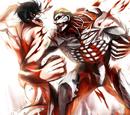 Titan Assaillant vs Titan Cuirassé