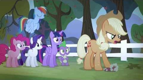 My Little Pony Friendship is Magic - Bats (Song) 1080p