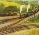 Bluebell Railway Coaches