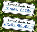 Guide to: School Clubs and Video Projects