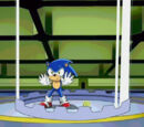 Space Colony ARK (Sonic X)