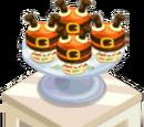 Claus Cupcake