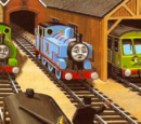 Thomas and the Twins/Gallery