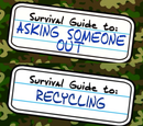 Guide to: Asking Someone Out and Recycling