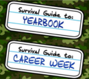 Guide to: Yearbook and Career Week