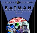 Batman: The Dark Knight Archives Vol 8 (Collected)