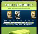 S.H.I.E.L.D. Resupply
