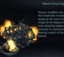 Reaver Scout Engine