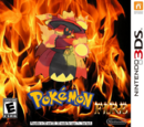 Pokémon Fire and Pokémon Ice
