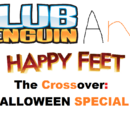Club Penguin And Happy Feet: Halloween Special