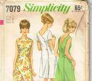 Simplicity 7079 A