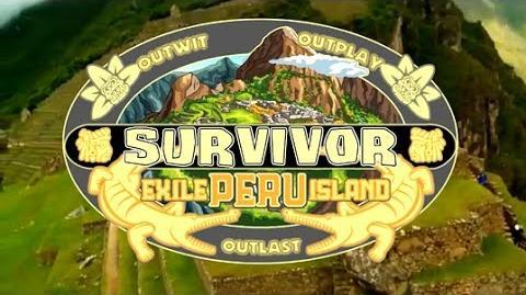 TTJ's Survivor Peru Intro