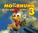 Moorhuhn 3 - Es gibt Huhn! (PC)