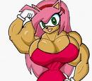 Brute Amy Rose