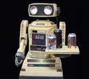 El Robot de los 80