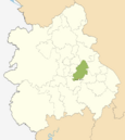 KIng's Norton (WM) locator map.png
