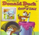 Donald Duck and Chip 'n' Dale