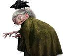 Witch Morrigan