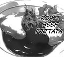 Roast Beef Frittata