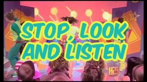 Stop, Look, Listen