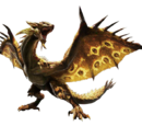 BannedLagiacrus/Monster Appreciation Week: Gold Rathian (4th Gen)