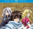 The Legend of the Legendary Heroes