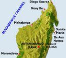 Madagascar locations
