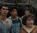 The Death Cure Characters