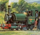 Lokomotywy z Kolei Talyllyn Railway
