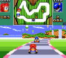 Sonic Drift 2 courses