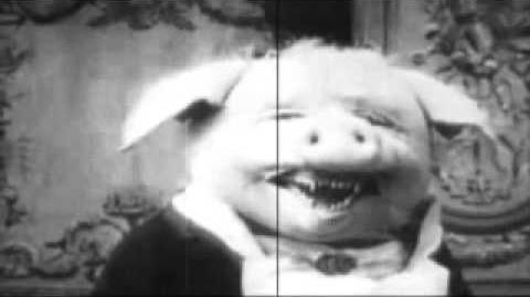 Le Cochon Danseur - O porco dançarino